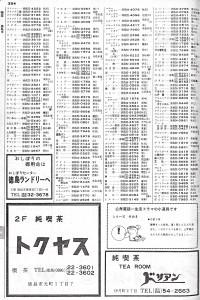 昭和47年 徳島市(す~ほ)