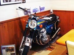 ホンダCB‐750 バイク